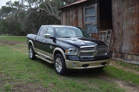 Dodge Ram Ecodiesel - driving the ram 1500 ecodiesel truck of texas motor review