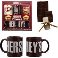 hershey s s mores gift set 7 pc walmart