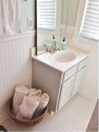 Small Bathroom Ideas Diy Before U0026 After A 210 Guest Bathroom Refresh Hometalk