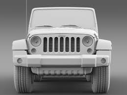 jeep models 2016 jeep wrangler rubicon 6x6 2016 3d model cgtrader