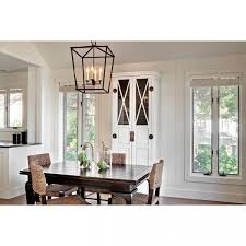 Lantern Chandelier For Dining Room by Currey And Company Denison Lantern Candelabra Inc