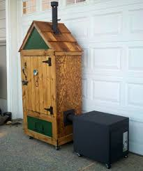 home built smoker plans build your own timber smoker your projects obn