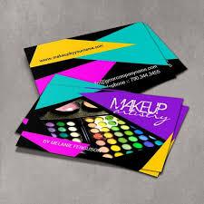 Makeup Business Cards Designs 92 Best Makeup Artist Business Cards Images On Pinterest