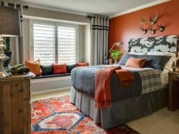 Baseball Decorations For Bedroom by Teenage Bedroom Color Schemes Pictures Options U0026 Ideas Hgtv