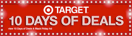 target laptop sales black friday target u0027s 10 days of deals revealed