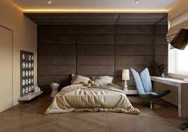 bedroom wall design stagger classic italian interiors masculine