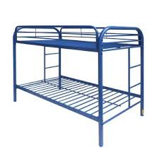 Metal Bunk Bed Frame Acme Furniture Metal Bunk Bed 02188bu The
