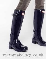 womens navy boots uk womens navy boots original tour gloss wellington