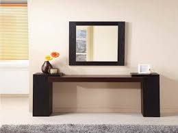 Unique Hallway Tables Cool Modern Entryway Table And Floating Console Modern Entry New