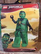 lego ninjago sword and bandana lloyd green ninja halloween costume