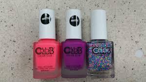 brands i u0027ve never tried before nail polish haul color club