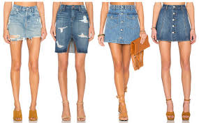 summer skirts 20 denim mini skirts for summer 2016 the