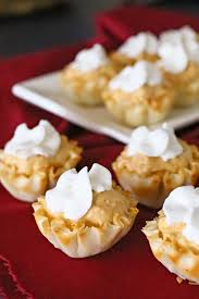 mini pumpkin pies recipe
