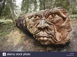 tree trunk face decoration instadecor us