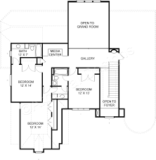How To Design A House Floor Plan Blanchard Small Luxury House Plans 4 Bedroom Plans