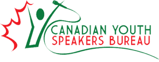 speakers bureau canada youthspeakers logo png