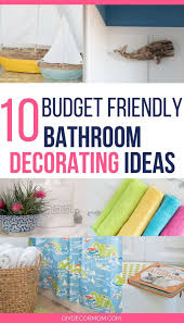 inexpensive bathroom decorating ideas bathroom decorating ideas the best budget ideas