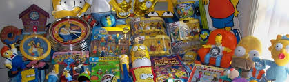 1990 eye on springfield the simpsons collection