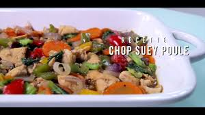 herv cuisine chinois chop suey