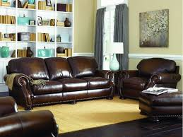 Leather Sofa Living Room Picasso Prairie Leather Sofa
