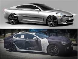 kia stinger rwd sports saloon coming next year page 3