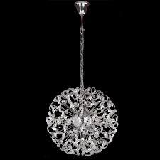 Modern Sphere Chandelier Aliexpress Com Buy Free Shipping Modern Ball Design Big Crystal