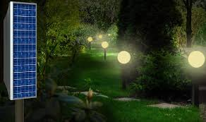 Solar Powered Landscape Lights Ideas Of Solar Landscape Lighting