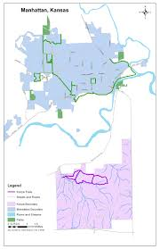 kansas walk in map parks and trails