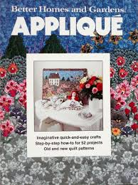 appliqué better homes and gardens gerald knox 9780696004353