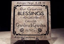 grandparent plaques grandparent sayings o reilly tiles