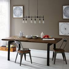 Elm Top Dining Table West Elm - West elm emmerson reclaimed wood dining table
