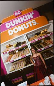 dunkin donuts bar bat mitzvah party westminster hotel brad