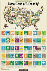 Beer Map 10th Annual American Craft Beer Week May 11 17 2015