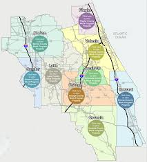 Map Of Deland Florida by Fdot District 5 Work Program Public Hearing