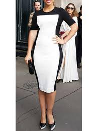 casual color block dresses cheap fashion dress online store