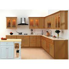 witching maple shaker kitchen cabinets features l shape kitchen