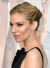 whatbhair texture does sienna miller have sienna miller beauty riot