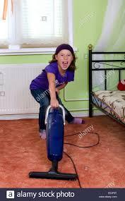 vacuuming stock photo royalty free image 71948488 alamy