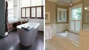 curtain ideas for bathrooms 7 bathroom window treatment ideas for bathrooms blindsgalore