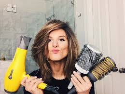 Hair Dryer Volume how to use shoo to get volume in your hair step by step