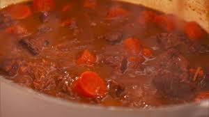 Ina Garten Beef Stew In Slow Cooker Beef Bourguignon Recipes Food Network Food Network