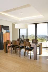 Modern Cove Lighting Dining Room Contemporary With Ceiling - Modern ceiling lights for dining room