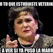 Carmen Meme - saga de memes de carmen salinas y carreras universitarias http