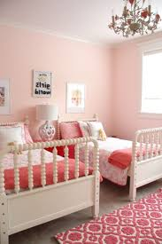 Coral Bedrooms How To Decorate A Girls Room Custom Home Design