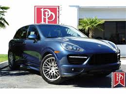 2013 porsche cayenne for sale 2013 porsche cayenne for sale classiccars com cc 891689