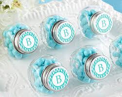 favor jars personalized mini glass favor jar wedding favors by kate aspen