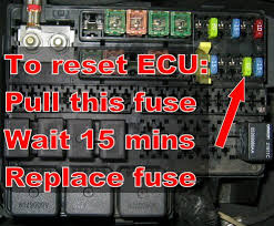 resetting computer battery visual how to reset ecu without pulling neg battery cable dodge