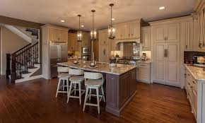 Expensive Kitchens Designs by Bentley St Louis Home Builders