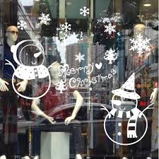 buy xin skipperling christmas decorations window stickers window