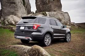 ford explorer trim 2017 ford explorer platinum luxury bonus wheels groovecar